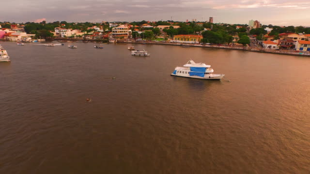 drone series near manaus, brazil - amazonas state brazil stock videos and b-roll footage