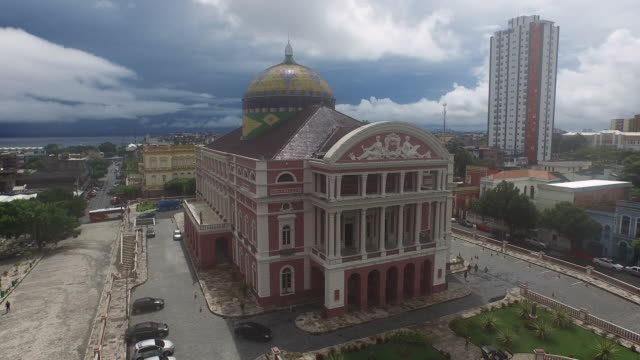drone series near manaus, brazil - manaus stock videos and b-roll footage