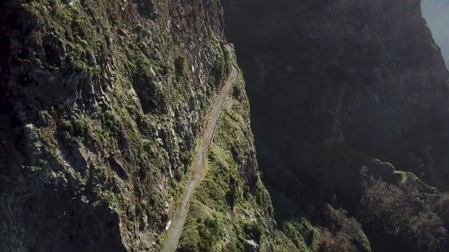 Drone shots of Madeira