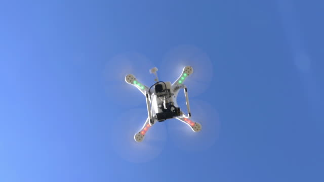 drone taking off to the sky - quadcopter stock videos & royalty-free footage