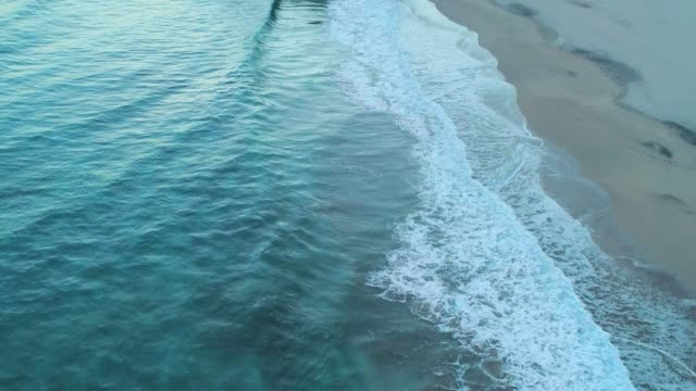 drone view of coastline - plusphoto stock videos & royalty-free footage
