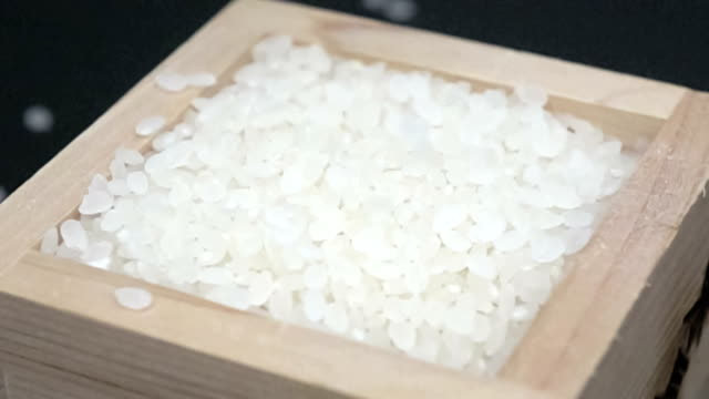 dropping white rice -slow motion - staple stock videos & royalty-free footage