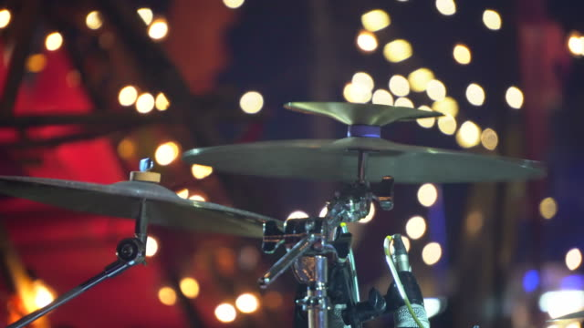 drummer in concert - soul music stock videos & royalty-free footage