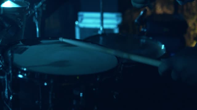 drummer in concert - concert stock videos & royalty-free footage
