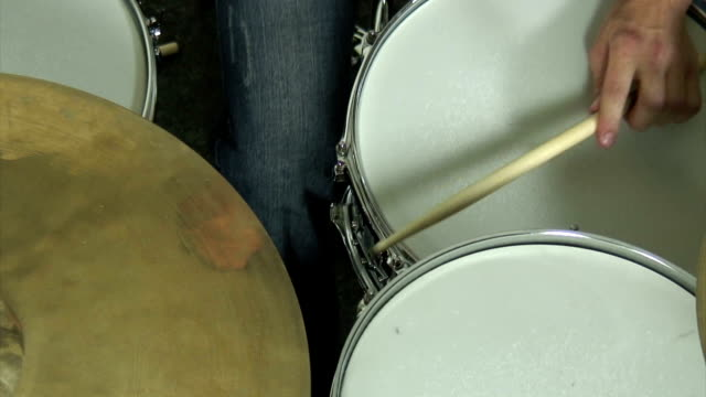 Drumming from the top