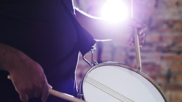 drumming is what he does best - drummer stock videos & royalty-free footage