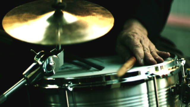 drums hands 1 - musical instrument stock videos & royalty-free footage