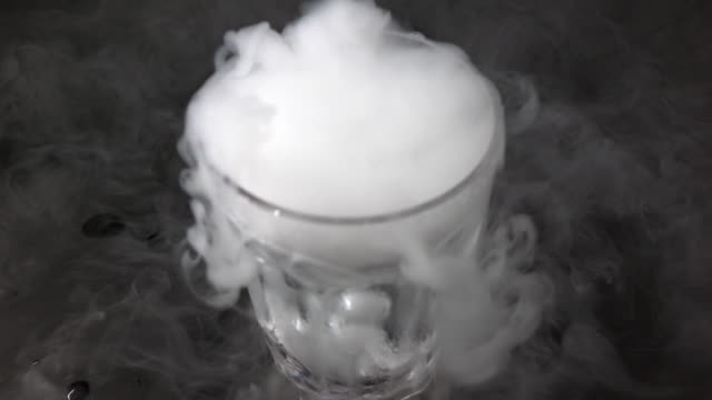 dry ice - dry ice stock videos & royalty-free footage