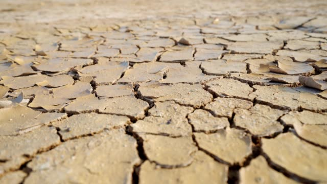 dry soil and drought - dirt stock videos & royalty-free footage