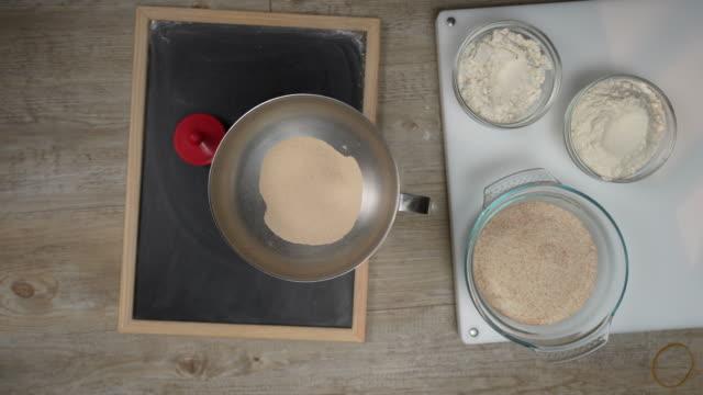 dry yeast - yeast stock videos & royalty-free footage