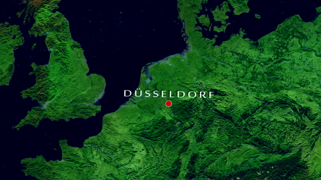 Düsseldorf  Zoom In