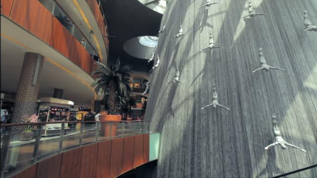MS Dubai Mall Waterfall / Dubai, United Arab Emirates