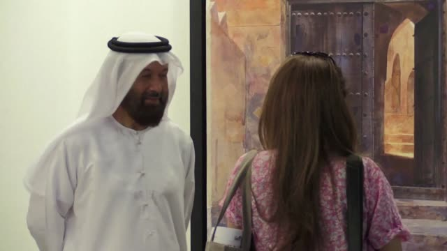 Dubai on Tuesday prepared to open its 11th annual art fair billed as the largest contemporary art show in the Middle East and North Africa showcasing...