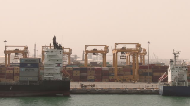 Dubai port