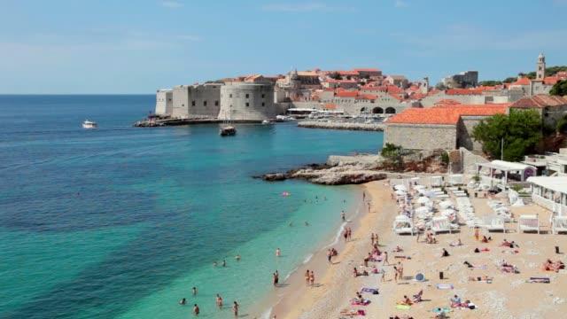 dubrovnik croatia - croatia stock videos & royalty-free footage