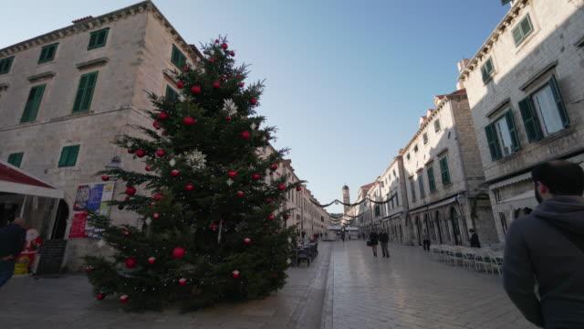 Dubrovnik Old Town Street