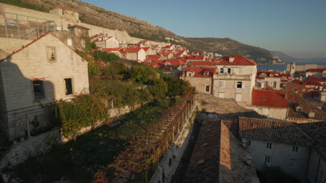 Dubrovnik Old Town Walls