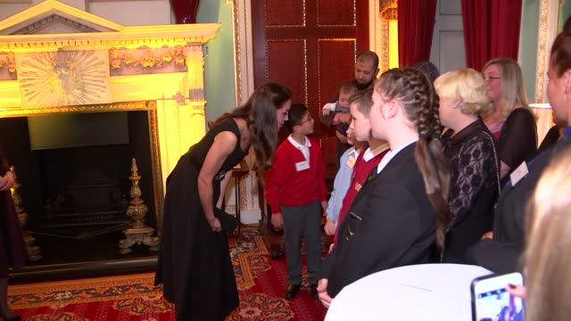 Duchess of Cambridge attends the Place2Be 'Wellbeing in School Awards' ENGLAND London Mansion House PHOTOGRAPHY *** Catherine Duchess of Cambridge...