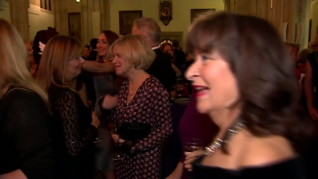 duchess of cornwall presents man booker prize for fiction england london guildhall photography *** camilla duchess of cornwall arriving on red carpet... - man booker prize stock videos & royalty-free footage