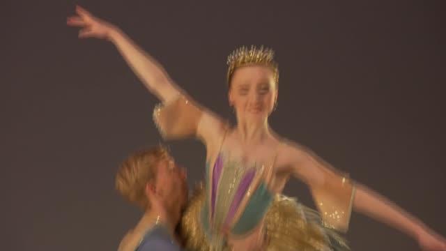 duchess of cornwall visits elmhurst ballet school; england: birmingham: edgbaston: int **beware flash photography** camilla, duchess of cornwall... - ballet dancing stock videos & royalty-free footage