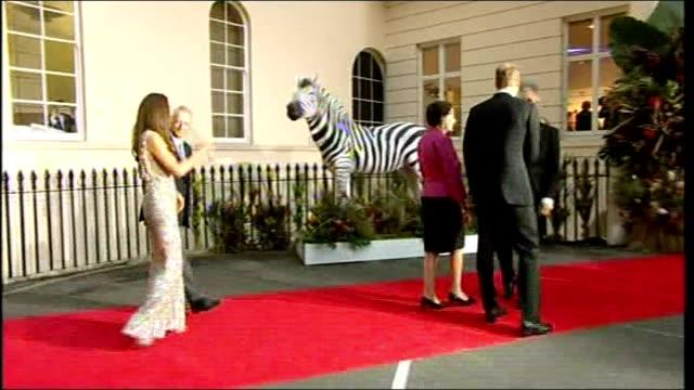 Duke and Duchess of Cambridge arrive at Tusk awards ENGLAND London Royal Society PHOTOGRAPHY *** Prince William Duke of Cambridge and Catherine...