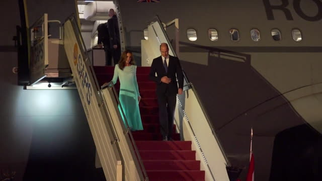 UNS: Duke and Duchess of Cambridge Pakistan tour
