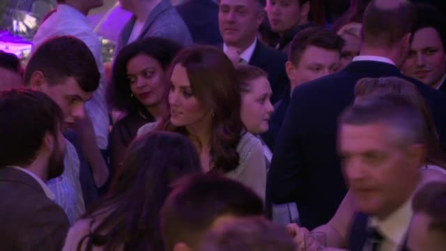 duke and duchess of cambridge in northern ireland william and kate at belfast empire music hall northern ireland belfast empire music hall... - duchess of cambridge stock videos and b-roll footage