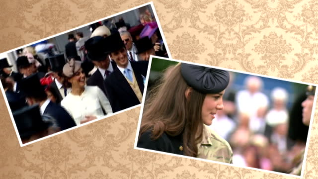 duke and duchess of cambridge royal tour of canada day 1 r04061101 william and catherine at epsom derby catherine arriving at ark children's charity... - ark stock videos and b-roll footage