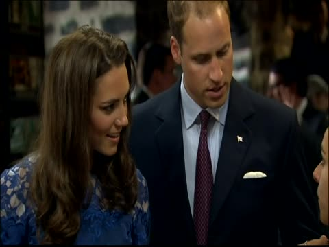 Duke and Duchess of Cambridge visit a youth refuge in Ottawa on Royal tour of Canada