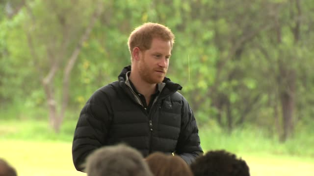 Duke and Duchess of Sussex New Zealand tour Abel Tasman National Park visit NEW ZEALAND Wellington Abel Tasman National Park Prince Harry Duke of...