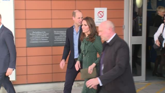 Duke of Cambridge Duchess of Cambridge at on December 11 2018 in London England