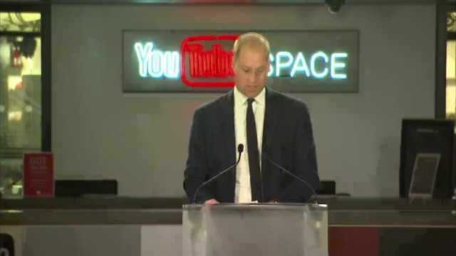 Duke of Cambridge launches campaign against cyberbullying William speech and other speeches Prince William Duke of Cambridge speech at launch of...