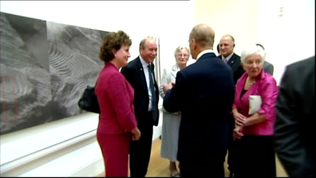 duke of edinburgh at royal scottish academy / queen makes first visit to scilly isles since 1967 scotland edinburgh int various of prince philip the... - isles of scilly stock videos & royalty-free footage