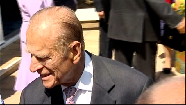 duke of edinburgh at royal scottish academy / queen makes first visit to scilly isles since 1967 england isles of scilly throughout ** prince philip... - isles of scilly stock videos & royalty-free footage