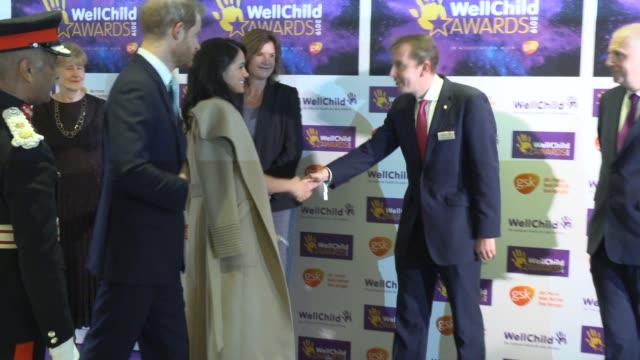 GBR: The WellChild Awards
