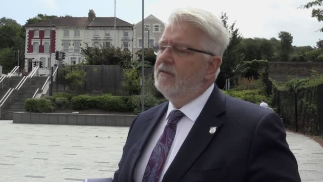 """vídeos y material grabado en eventos de stock de duncan buchanan, policy director at rha, says the government is putting """"no welfare provisions"""" in place for lorry drivers stuck at the border in the... - export palabra en inglés"""