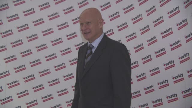 duncan goodhew at variety the children's charity torvill dean tribute lunch at the dorchester on january 7 2016 in london england - duncan goodhew stock videos & royalty-free footage