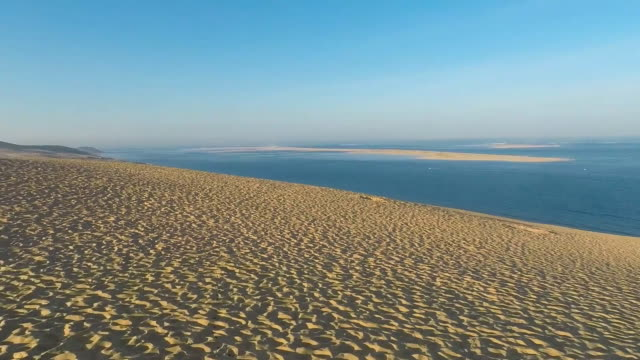 dune du pilat - arcachon stock videos and b-roll footage