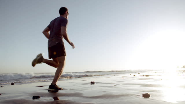 vídeos de stock, filmes e b-roll de dune running - camiseta