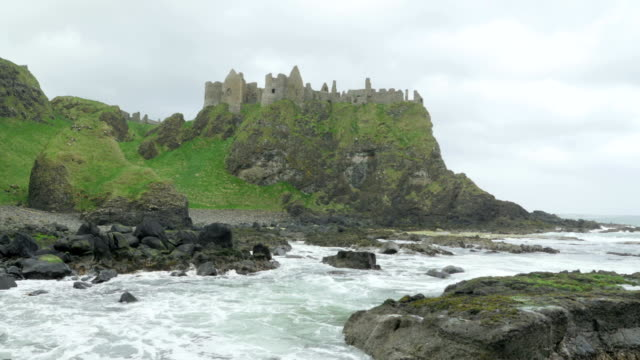 Dunluce Castle,Northern Ireland