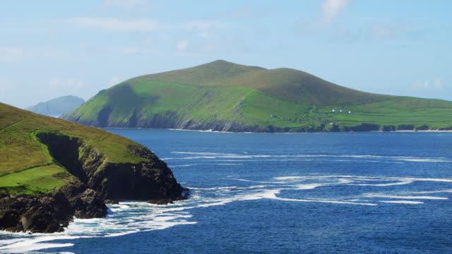 Dunmore Head On Dingle Peninsula And Blasket Islands
