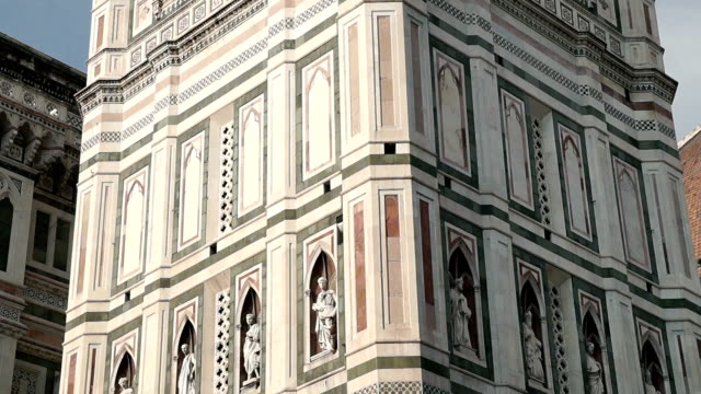 hd: duomo cathedral, florence - duomo santa maria del fiore stock videos and b-roll footage