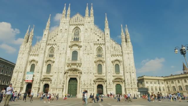 Duomo di Milano kerk, in Italië