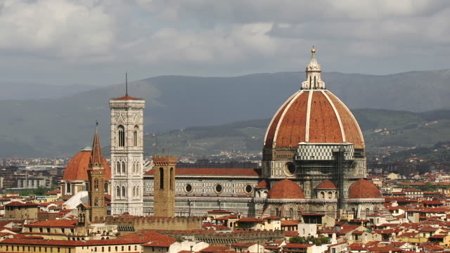 t/l zo duomo in florence, italy - tradition stock videos & royalty-free footage