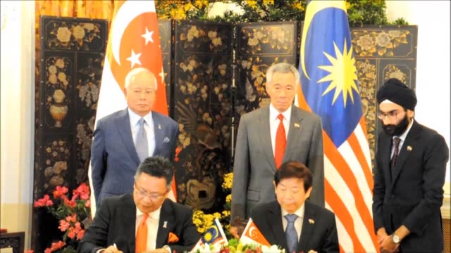 During an annual bilateral meeting in Singapore with Prime Minister Lee Hsien Loong Malaysia Prime Minister Najib Razak says the outcome of upcoming...