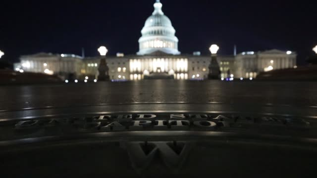 during the coronavirus pandemic on april 2, 2020 in washington, dc. the district of columbia has joined other states and territories, including... - maryland stato video stock e b–roll