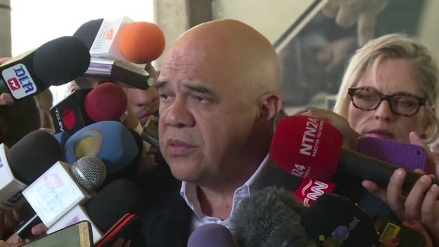 During the delivery of the requirements for the referendum to recall President Nicolas Maduro on Tuesday the opposition says it will not attend the...