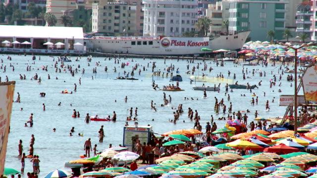 Durres Beach