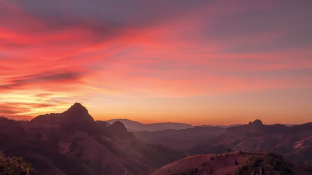 夕暮れ風景 タイムラプス - 空気感点の映像素材/bロール