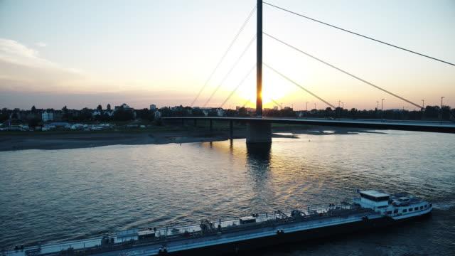 Dusseldorf aerial video series